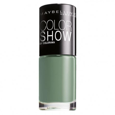 GEMEY MAYBELLINE - Vernis COLORSHOW - 652 Moss