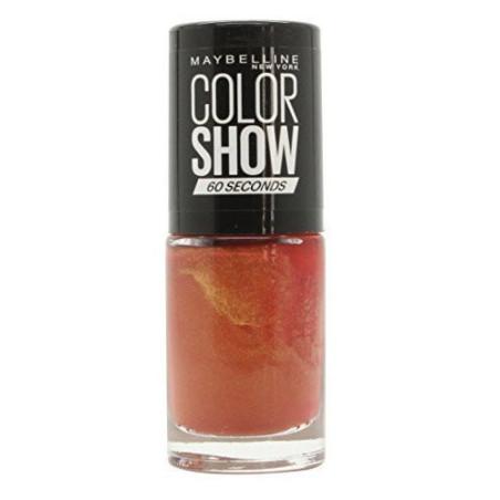 GEMEY MAYBELLINE - Vernis COLORSHOW - 433 Caramel crave