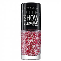 GEMEY MAYBELLINE - Vernis Top Coat COLORSHOW - 424 NY Lover