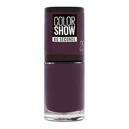 GEMEY MAYBELLINE - Vernis COLORSHOW - 25 Pulm It Up