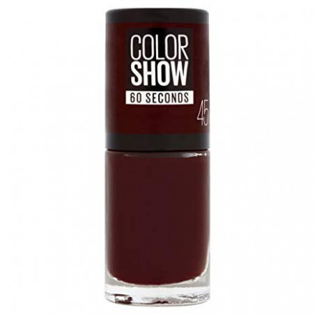 GEMEY MAYBELLINE - Vernis COLORSHOW - 45 Cherry On The Cake