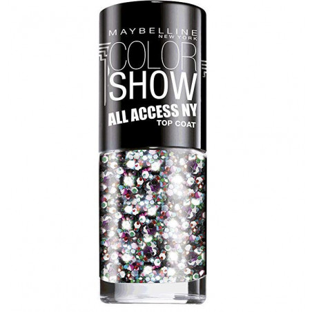 GEMEY MAYBELLINE - Vernis COLORSHOW - 423 Broadway Lights