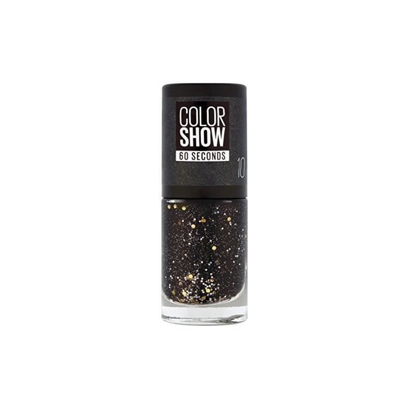 GEMEY MAYBELLINE - Vernis COLORSHOW - 10 Spot Light