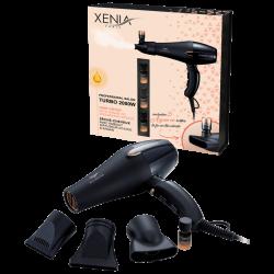 XENIA - Sèche Cheveux avec Embout Diffuseur d'Huile d'Argan