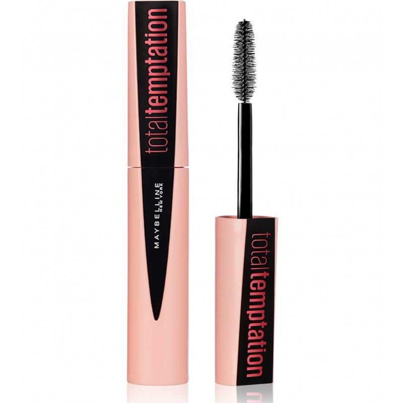 GEMEY MAYBELLINE - Mascara TOTAL TEMPTATION - Noir