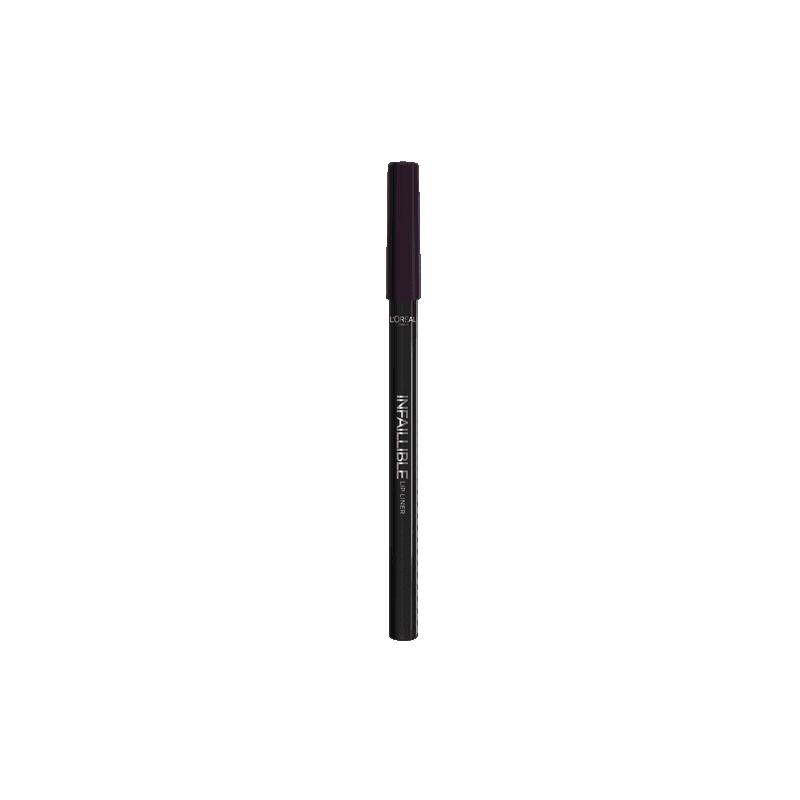 L'ORÉAL - Crayon à lèvres INFAILLIBLE LIP LINER - 107 Dark river