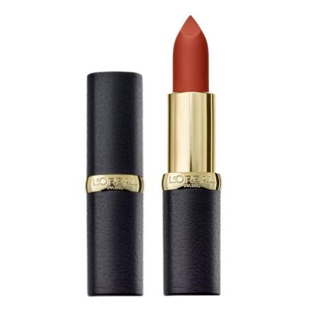 L'ORÉAL - Rouge à Lèvres COLOR RICHE MAT - 655 Copper Clutch