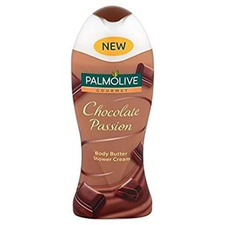 PALMOLIVE - Crème de Douche - CHOCOLAT