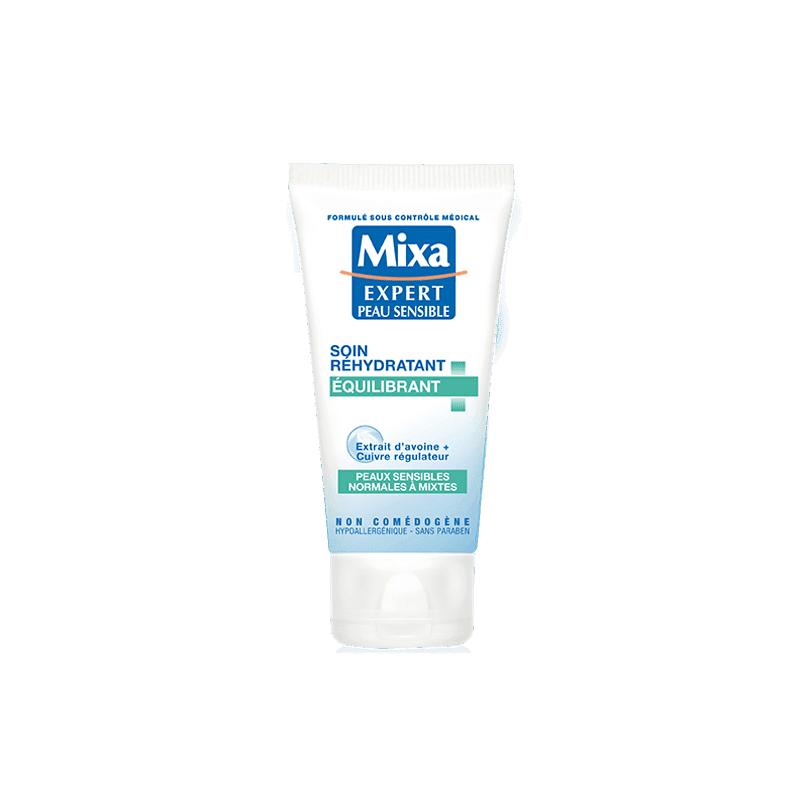 MIXA - Soin Hydratant Équilibrant
