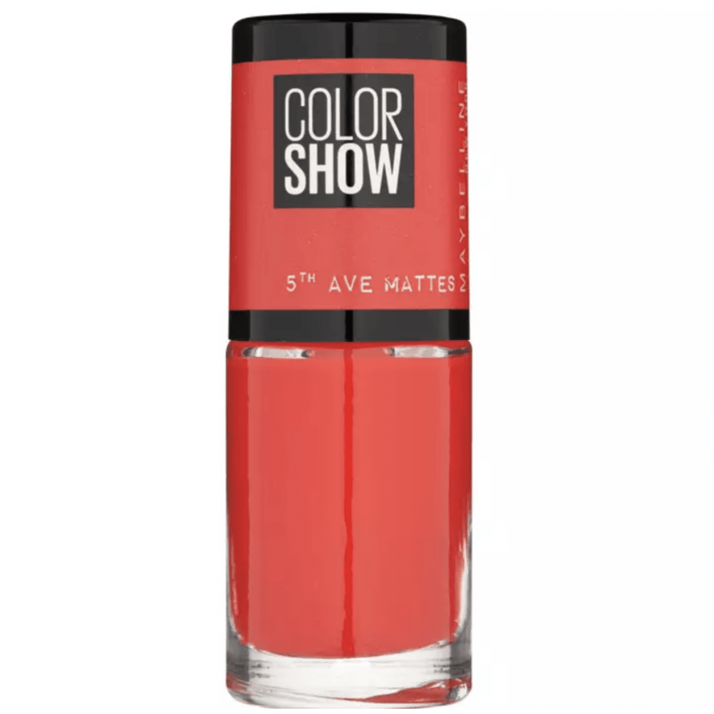 GEMEY MAYBELLINE - Vernis COLORSHOW - 455 Traffic Stop