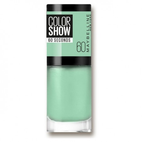 GEMEY MAYBELLINE - Vernis COLORSHOW - 60 Roof Terrace