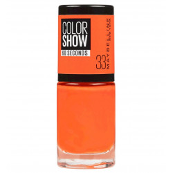 GEMEY MAYBELLINE - Vernis COLORSHOW - 33 Lux Lobster
