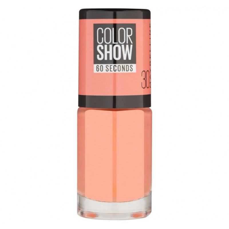 GEMEY MAYBELLINE - Vernis COLORSHOW - 30 Fire Island
