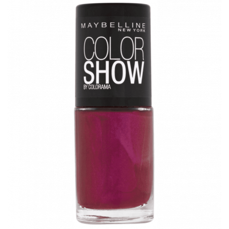GEMEY MAYBELLINE - Vernis COLORSHOW - 354 Berry Fusion