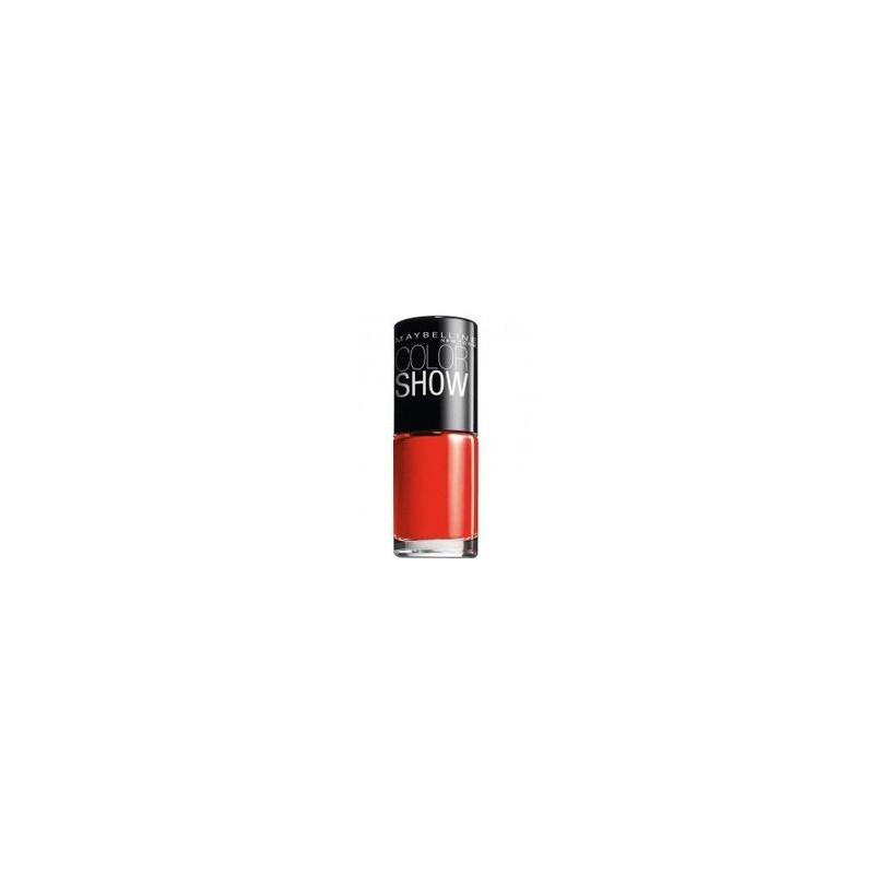 GEMEY MAYBELLINE - Vernis COLORSHOW - 434 Hot Pepper