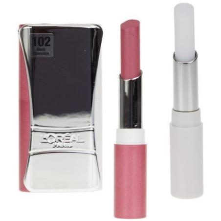 L'ORÉAL - Rouge à Lèvres INFAILLIBLE LIP DUO - 102 Blush Obsession