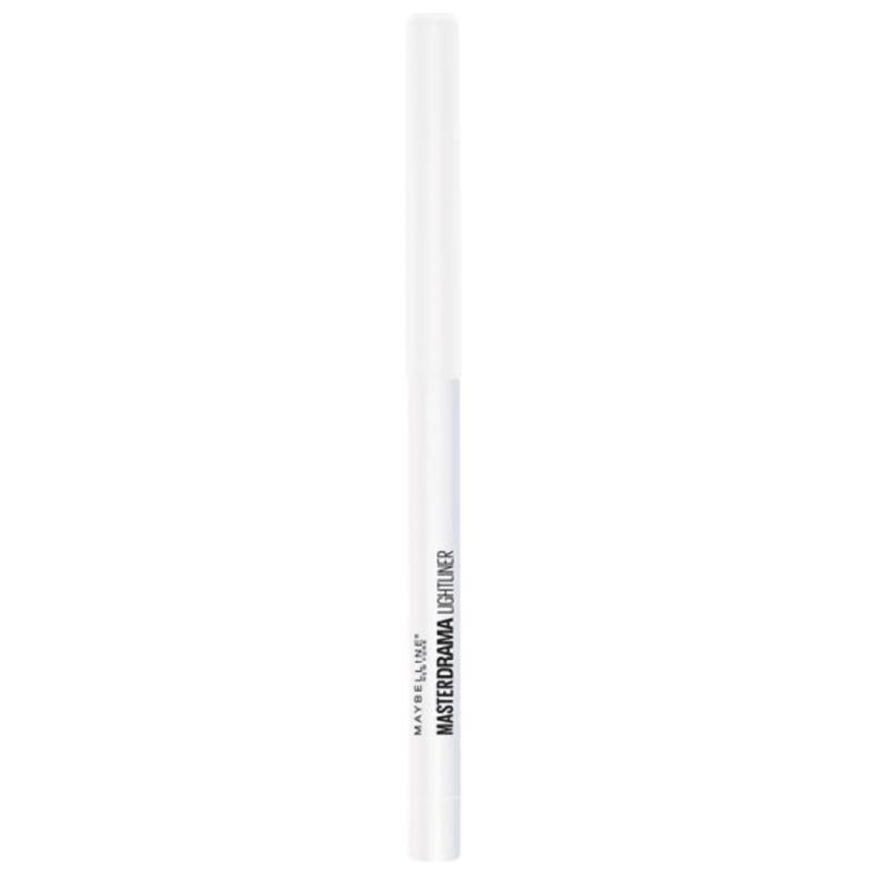 GEMEY MAYBELLINE - Crayon Enlumineur Automatique MASTER DRAMA - 35 Blanc Mat