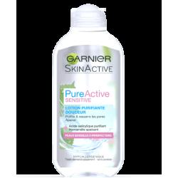 Garnier - Lotion Purifiante Douceur PURE ACTIVE - 200 ml