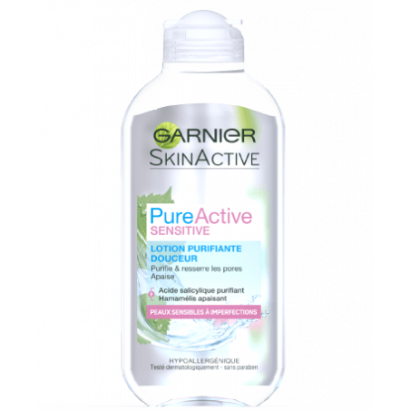 GARNIER - Lotion Purifiante Douceur PURE ACTIVE