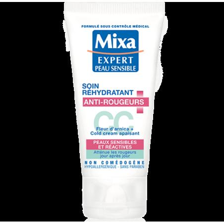 MIXA - Soin Hydratant - Anti-Rougeurs