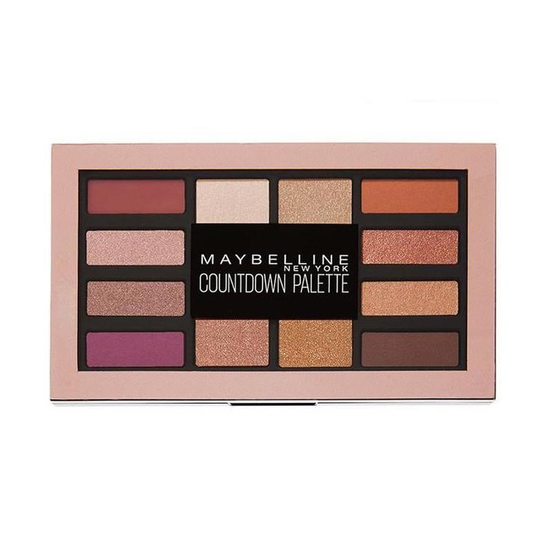 GEMEY MAYBELLINE - Palette COUNTDOWN