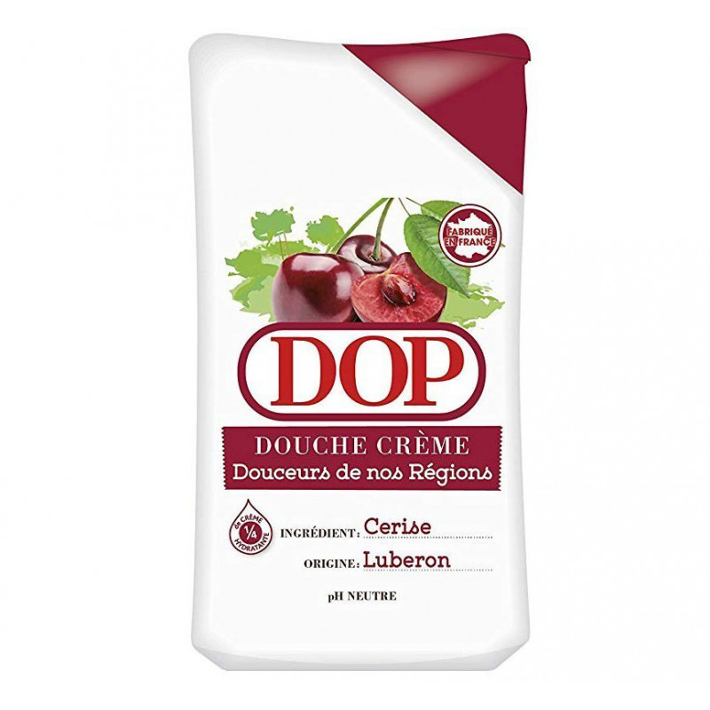 DOP - Douche Crème - Cerise du Luberon