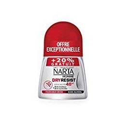 NARTA - Anti-Transpirant à Bille DRY RESIST