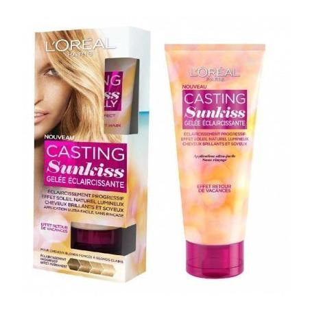 L'ORÉAL - Gelée Éclaircissante - Effet Soleil Naturel SUNKISS - 03 Cheveux Blonds Foncés à Blonds Clairs