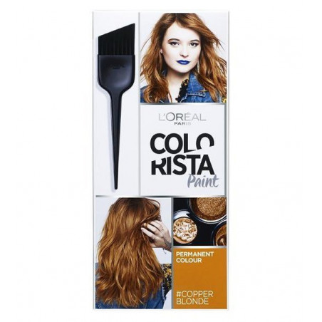 L'ORÉAL - Couleur Permanente COLORISTA PAINT - Copper Blonde