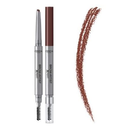 L'Oréal Paris - Crayon Automatique Sourcils BROW ARTIST XPERT - 104 Auburn