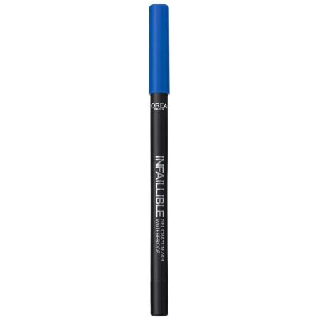 L'ORÉAL - Gel crayon 24H Waterproof INFAILLIBLE - 010 I've Got The Blue