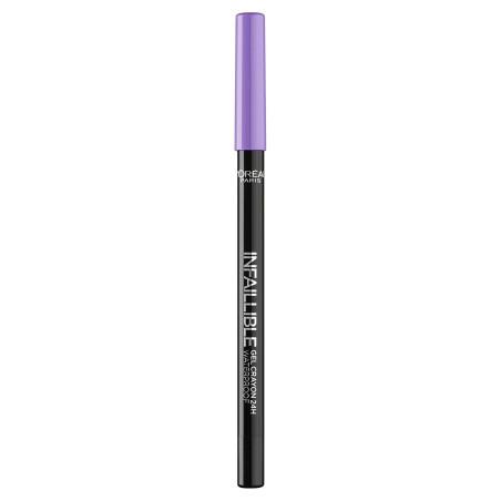 L'ORÉAL - Gel crayon 24H Waterproof INFAILLIBLE - 011 Violet Va-Va-Voum