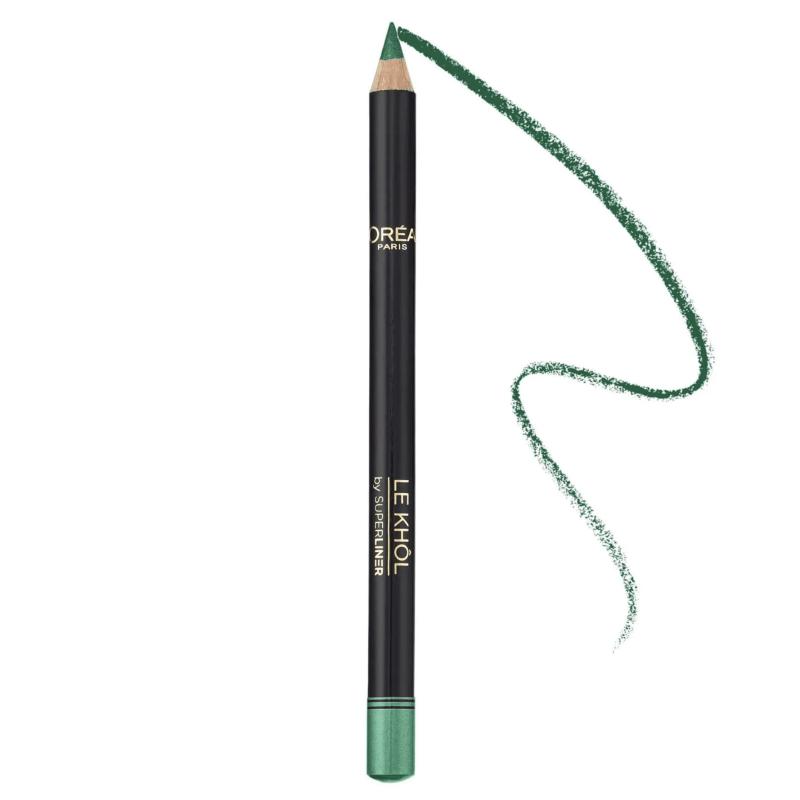 L'ORÉAL - Crayon Le Khôl BY SUPERLINER - 116 Rainforest Green