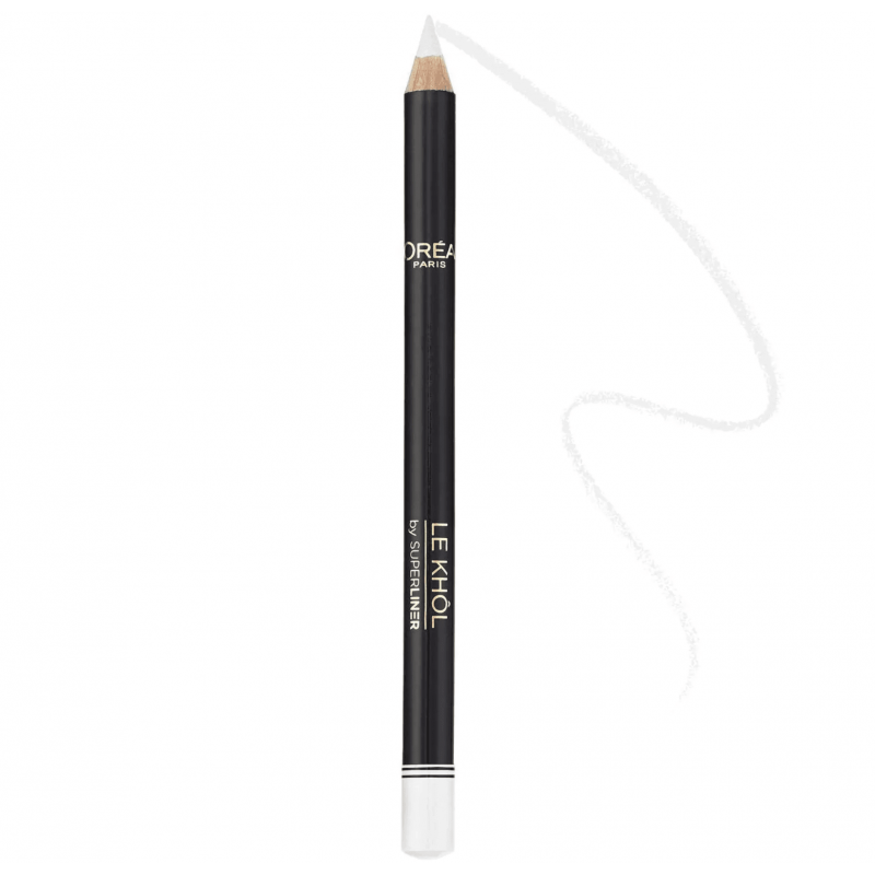 L'ORÉAL - Crayon Le Khôl BY SUPERLINER - 120 Immaculate Snow