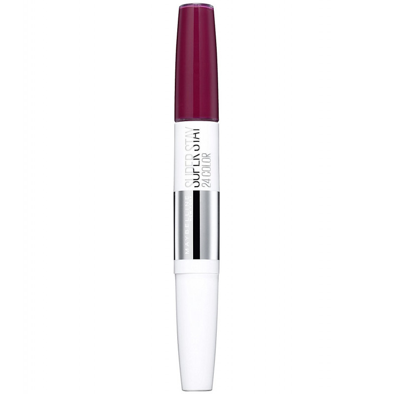 GEMEY MAYBELLINE - Rouge à lèvres SUPERSTAY 24H - 830 Rich Ruby