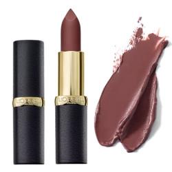 L'ORÉAL - Rouge à Lèvres COLOR RICHE MAT - 654 Bronze Sautoir
