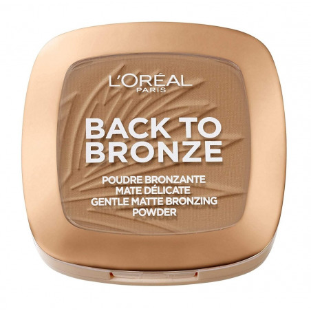 L'Oréal Paris - Poudre Bronzante Mate Délicate BACK TO BRONZE - 02 Sunkiss