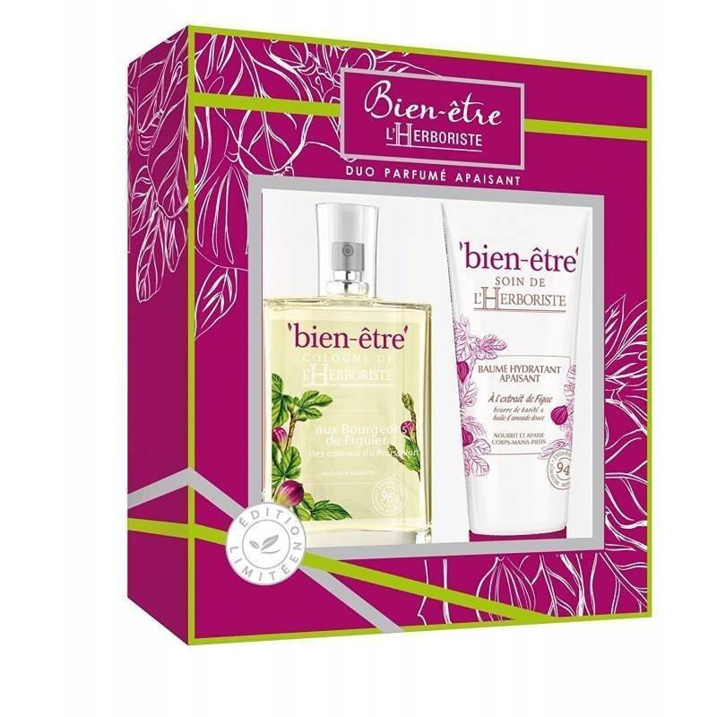 Bien-Être l'Herboriste - Coffret Duo Parfumé Apaisant - Figues