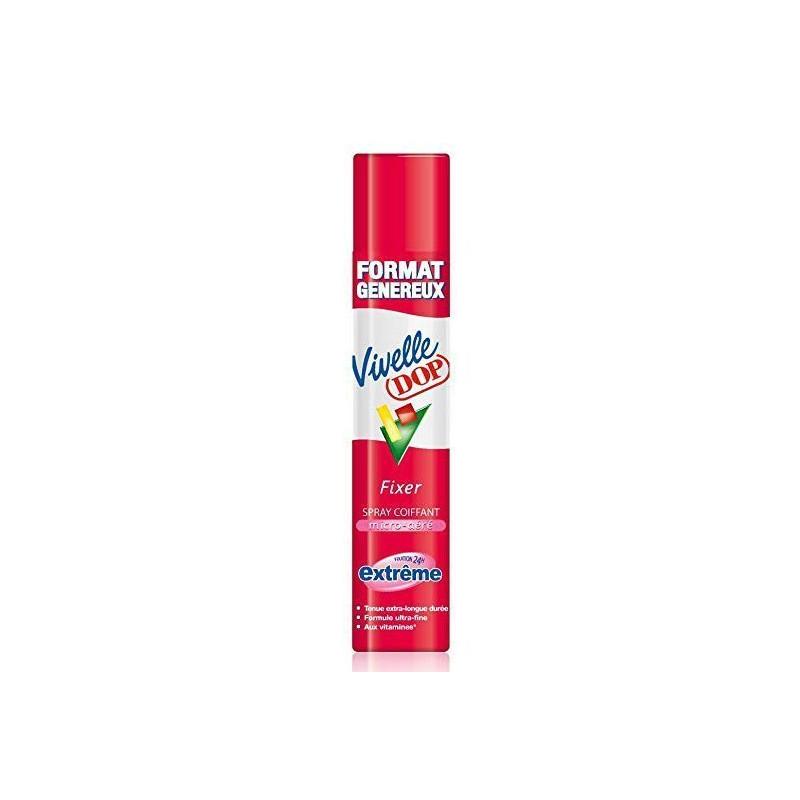 VIVELLE DOP - Spray Coiffant Micro-Aéré - Fixation 24h Extrême