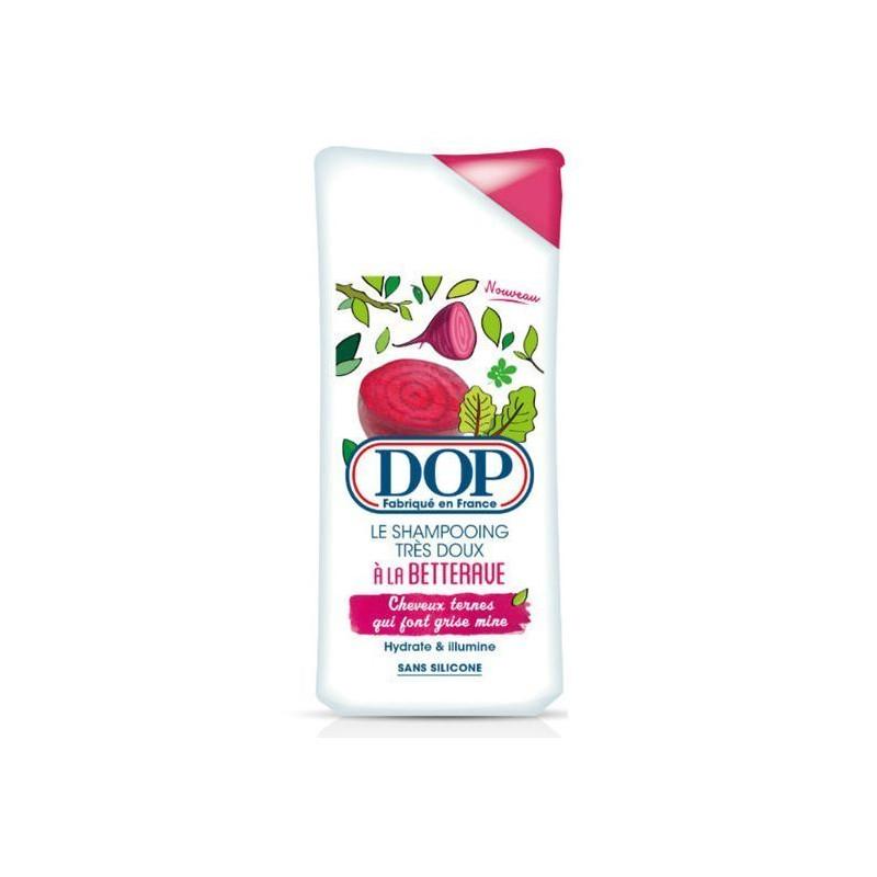 DOP - Shampoing Très Doux - Betterave 400ml