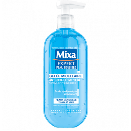 MIXA - Gelée Micellaire Anti-Tiraillement