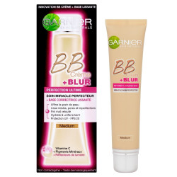 GARNIER - BB Crème + Blur Pefection Ultime - Teinte Médium