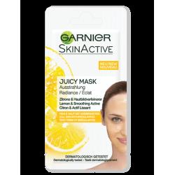 GARNIER - Sachet Masque Éclat - Citron & Actif Lissant