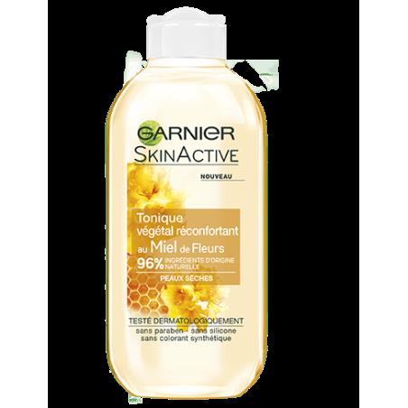 GARNIER - Tonique Végétal Réconfortant - Miel de Fleur
