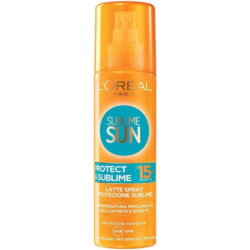 Spray protecteur 15 FPS SUBLIME SUN