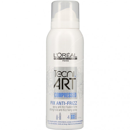 L'ORÉAL PROFESSIONNEL - Spray Fix Anti-Frizz Fixation Forte TECNI ART