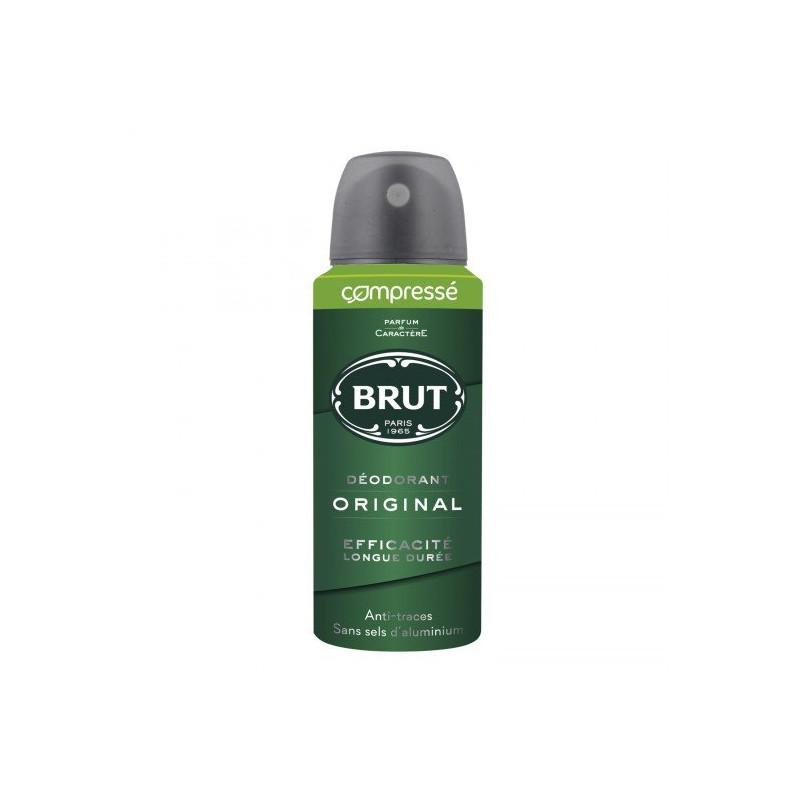 BRUT - Déodorant Compressé - ORIGINAL