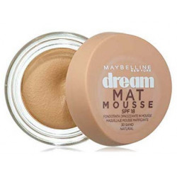 GEMEY MAYBELLINE - Fond de Teint DREAM MAT MOUSSE - 30 Sable