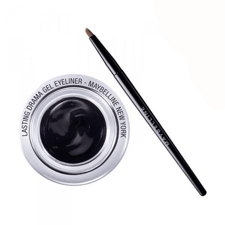 GEMEY MAYBELLINE - Gel Eye-liner LASTING DRAMA 24H - Noir