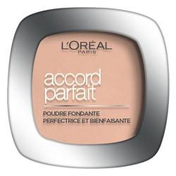 L'ORÉAL - Poudre ACCORD PARFAIT - 1R Ivoire rosé